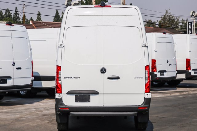 2020 Mercedes-Benz Sprinter 2500 Standard Roof 4x2, Empty Cargo Van #SP2254 - photo 9