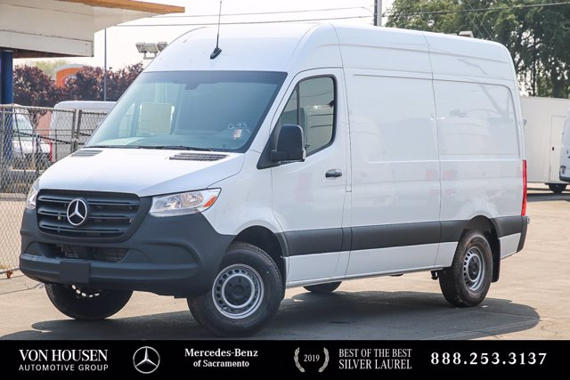 2020 Mercedes-Benz Sprinter 2500 Standard Roof 4x2, Empty Cargo Van #SP2255 - photo 1