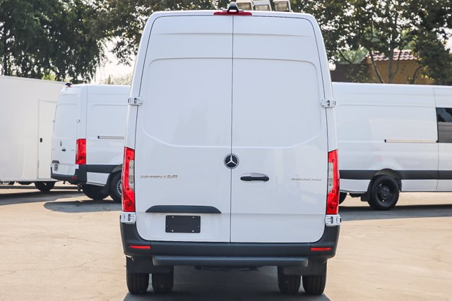 2020 Mercedes-Benz Sprinter 3500XD High Roof RWD, Empty Cargo Van #SP2257 - photo 9