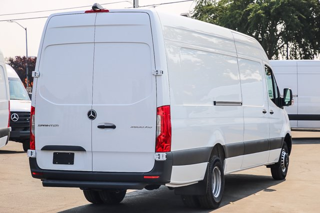 2020 Mercedes-Benz Sprinter 3500XD High Roof RWD, Empty Cargo Van #SP2257 - photo 11