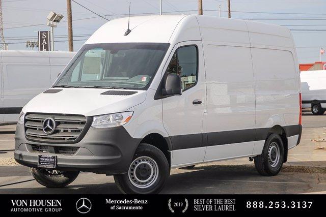 2020 Mercedes-Benz Sprinter 2500 Standard Roof 4x2, Empty Cargo Van #SP2271 - photo 1