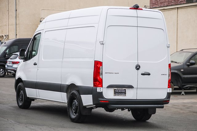 2020 Mercedes-Benz Sprinter 2500 Standard Roof 4x2, Empty Cargo Van #SP2280 - photo 6