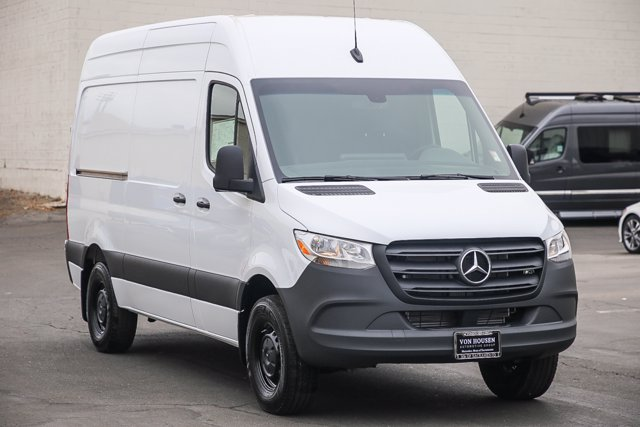 2020 Mercedes-Benz Sprinter 2500 Standard Roof 4x2, Empty Cargo Van #SP2280 - photo 14