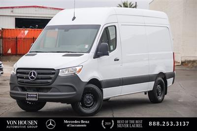 2020 Mercedes-Benz Sprinter 2500 Standard Roof 4x2, Empty Cargo Van #SP2280 - photo 1
