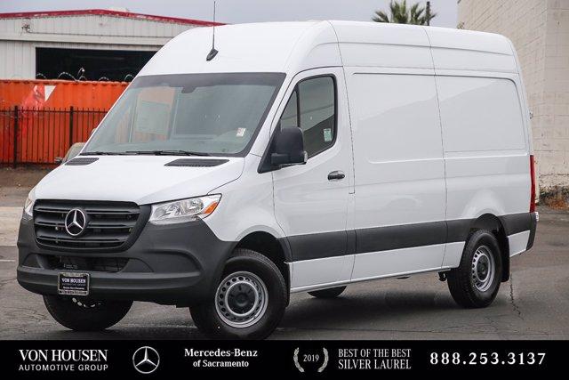 2020 Mercedes-Benz Sprinter 2500 Standard Roof 4x2, Empty Cargo Van #SP2282 - photo 1