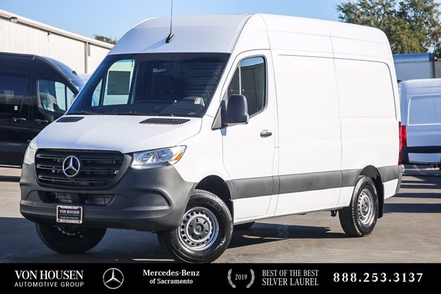 2020 Mercedes-Benz Sprinter 1500 Standard Roof 4x2, Empty Cargo Van #SP2294 - photo 1