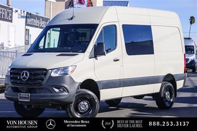 2020 Mercedes-Benz Sprinter 2500 Standard Roof 4x4, Empty Cargo Van #SP2297 - photo 1