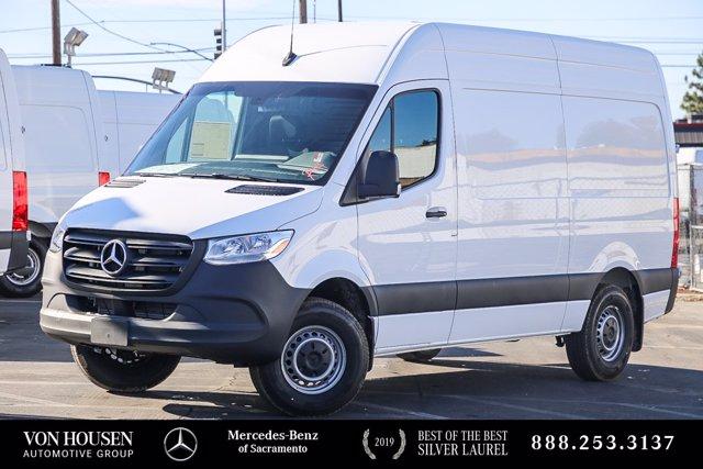 2020 Mercedes-Benz Sprinter 2500 Standard Roof 4x2, Empty Cargo Van #SP2300 - photo 1