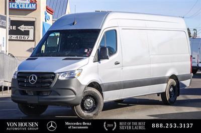 2020 Mercedes-Benz Sprinter 2500 High Roof 4x2, Empty Cargo Van #SP2302 - photo 1