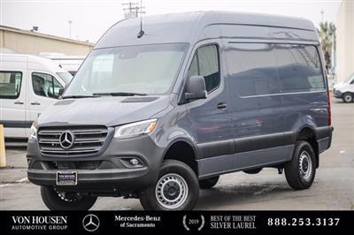 2020 Mercedes-Benz Sprinter 2500 Standard Roof 4x4, Empty Cargo Van #SP2311 - photo 1