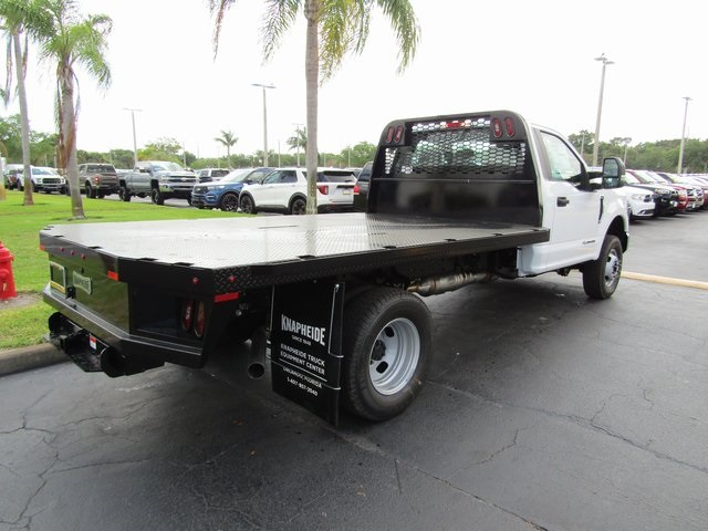 2020 Ford F-350 Regular Cab DRW 4x4, Knapheide Platform Body #HD12609 - photo 1