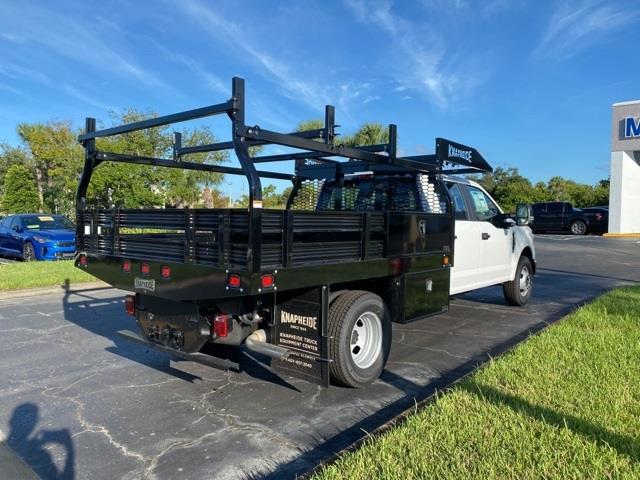 2020 Ford F-350 Crew Cab DRW 4x2, Knapheide Contractor Body #HD52681 - photo 1