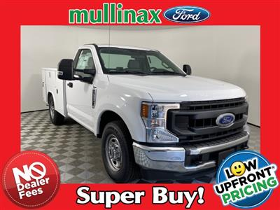 2020 Ford F-250, Reading Service Body