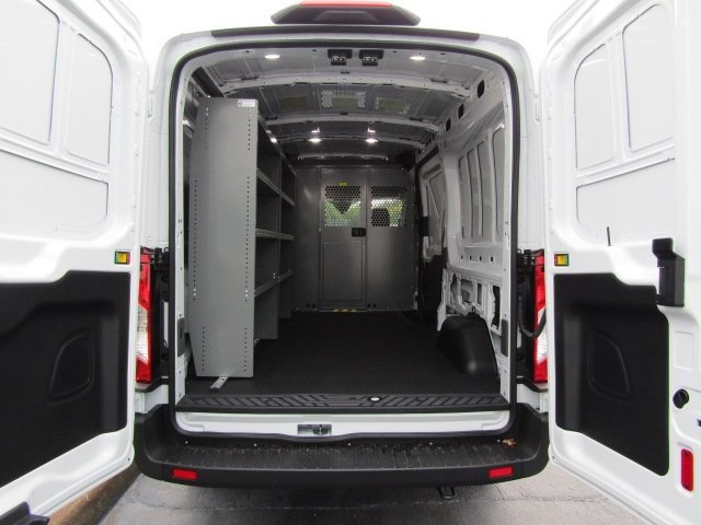 2020 Ford Transit 250 Med Roof RWD, Adrian Steel Upfitted Cargo Van #RA54620 - photo 1