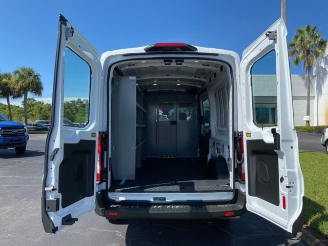 2020 Ford Transit 250 Med Roof RWD, Adrian Steel Upfitted Cargo Van #RA85166 - photo 1