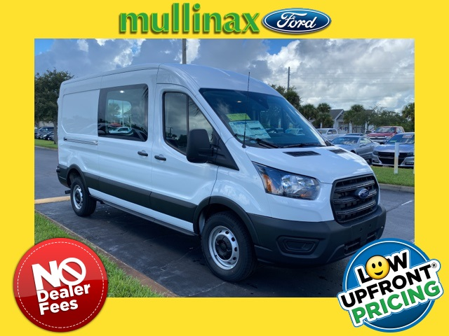 2020 Ford Transit 250 Med Roof RWD, Adrian Steel Upfitted Cargo Van #RB18232 - photo 1
