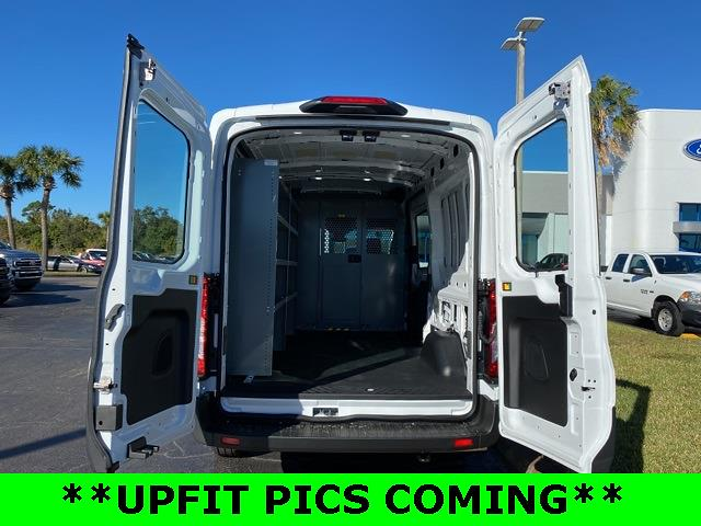 2020 Ford Transit 250 Med Roof 4x2, Adrian Steel Upfitted Cargo Van #RB61982 - photo 1