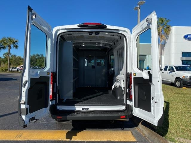 2020 Ford Transit 250 Med Roof 4x2, Adrian Steel Upfitted Cargo Van #RB61983 - photo 1