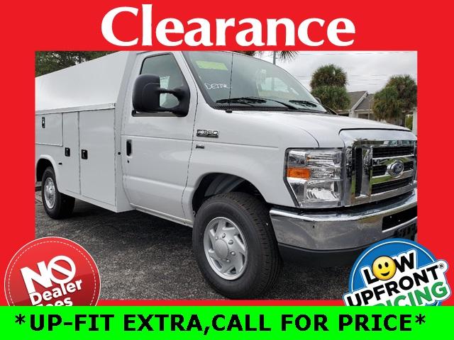 2019 Ford E-350 4x2, Knapheide Service Utility Van #VC54939 - photo 1