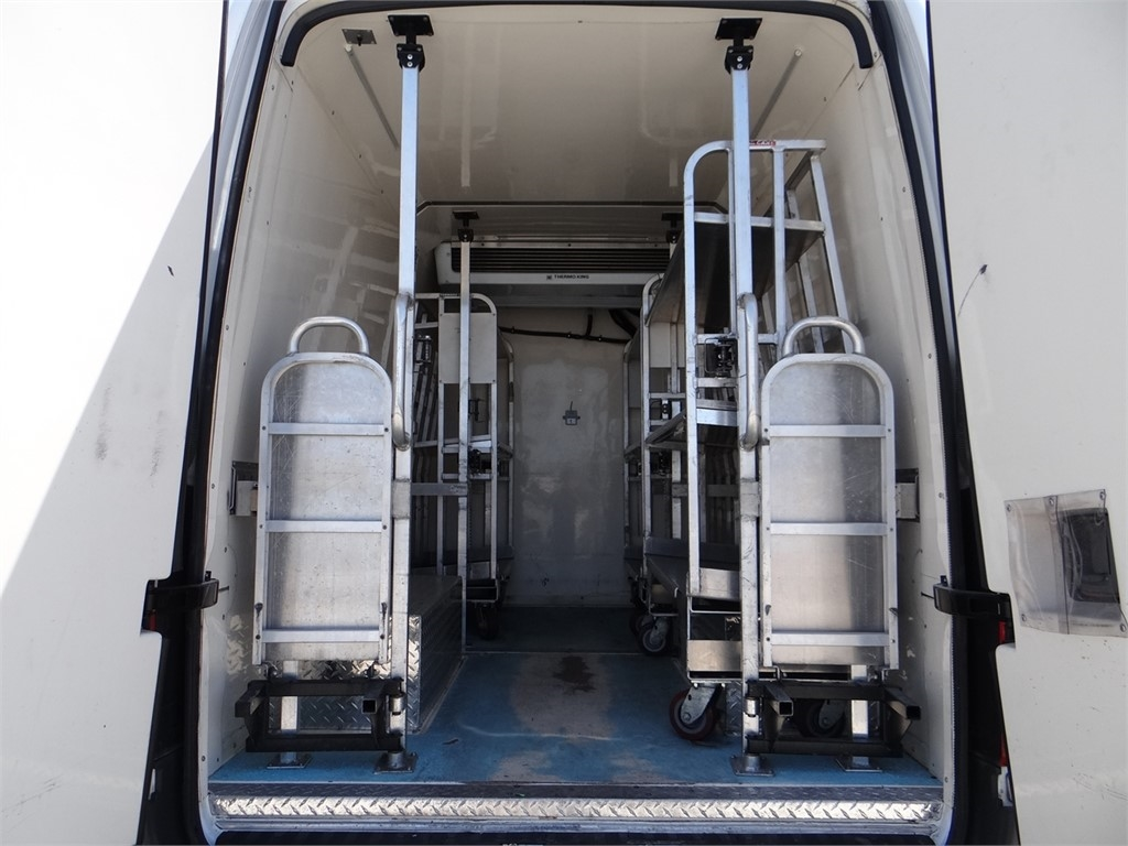 2016 Freightliner Sprinter, Thermo King Refrigerated Body #U227630 - photo 1