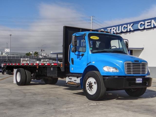 2014 Freightliner Truck 4x2, Platform Body #UFJ4268 - photo 1