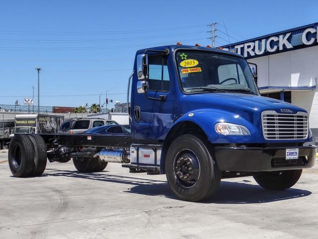 2015 Freightliner M2 106 4x2, Cab Chassis #UGJ5926 - photo 1