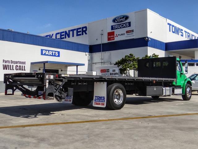 2015 Freightliner M2 106 4x2, Platform Body #UGP9223 - photo 1