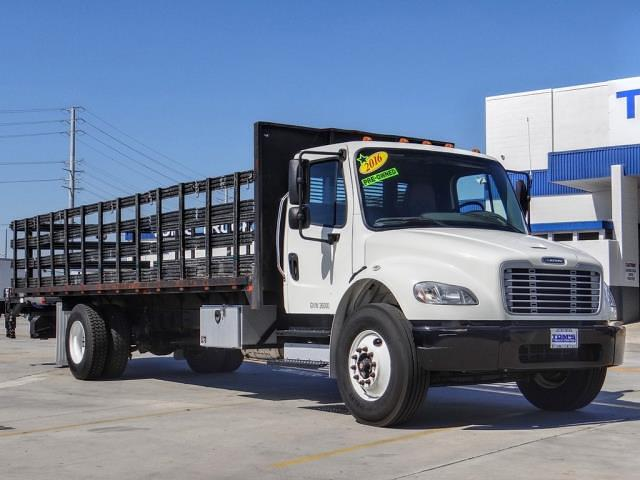 2016 Freightliner M2 106 4x2, Stake Bed #UGV8844 - photo 1