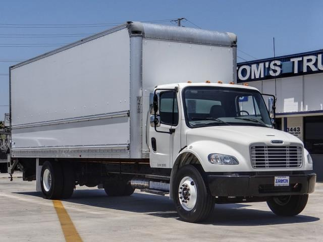 2017 Freightliner M2 106 4x2, Dry Freight #UJD6837 - photo 1