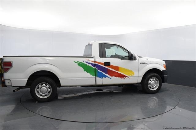 2011 Ford F-150 Regular Cab 4x2, Pickup #CP11590 - photo 1
