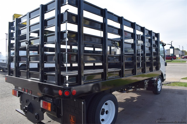 2020 Chevrolet LCF 4500 Regular Cab DRW 4x2, Parkhurst Stake Bed #CT06227 - photo 1