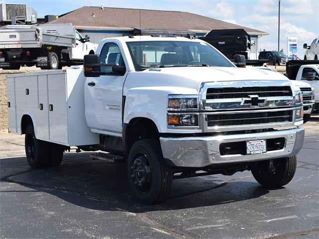 2020 Silverado 5500 Regular Cab DRW 4x4,  Knapheide Steel Service Body #CT06664 - photo 1