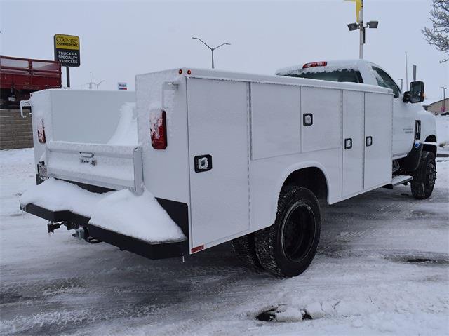 2020 Chevrolet Silverado 5500 Regular Cab DRW 4x4, Knapheide Service Body #CT06664 - photo 1