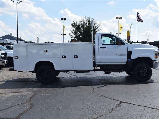 2020 Silverado 5500 Regular Cab DRW 4x4,  Knapheide Steel Service Body #CT06664 - photo 4