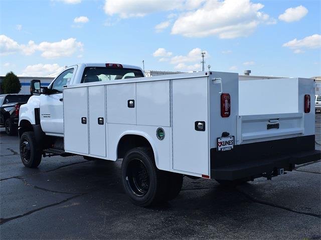 2020 Silverado 5500 Regular Cab DRW 4x4,  Knapheide Steel Service Body #CT06664 - photo 6