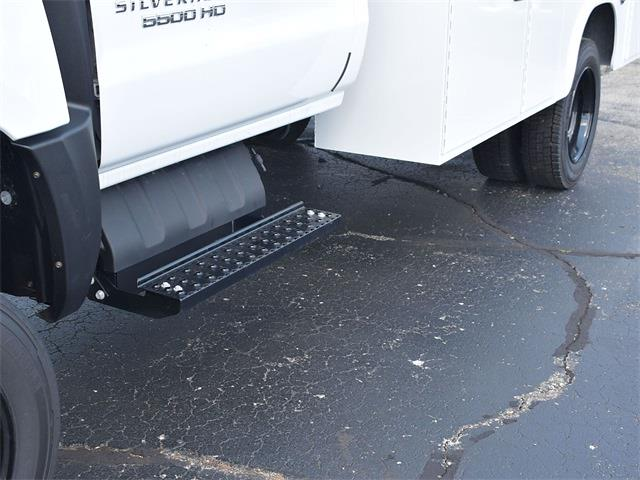 2020 Silverado 5500 Regular Cab DRW 4x4,  Knapheide Steel Service Body #CT06664 - photo 11