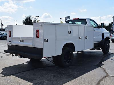 2020 Silverado 5500 Regular Cab DRW 4x4,  Knapheide Steel Service Body #CT06664 - photo 2