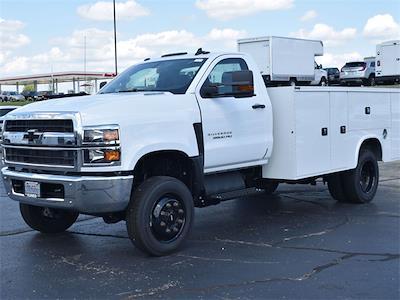 2020 Silverado 5500 Regular Cab DRW 4x4,  Knapheide Steel Service Body #CT06664 - photo 8