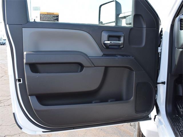 2021 Silverado 5500 Regular Cab DRW 4x2,  Air-Flo Pro-Class Dump Body #CT06816 - photo 12