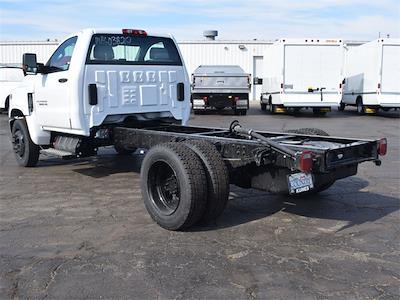 2021 Silverado 5500 Regular Cab DRW 4x2,  Air-Flo Pro-Class Dump Body #CT06816 - photo 6