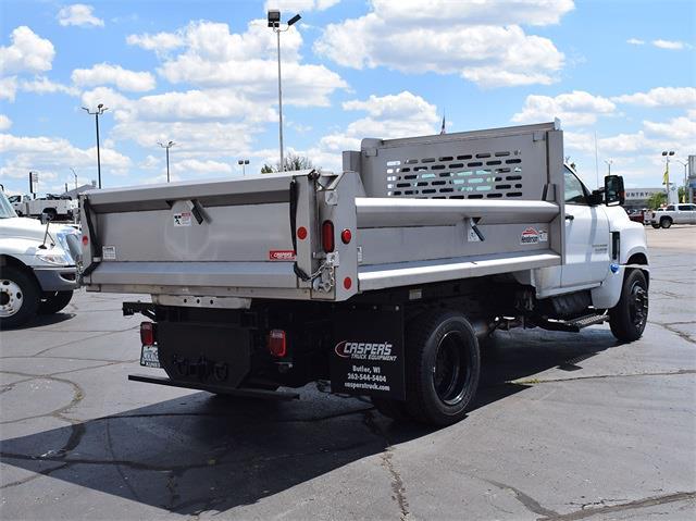 2021 Chevrolet Silverado 4500 Regular Cab DRW 4x2, Henderson Dump Body #CT06920 - photo 1