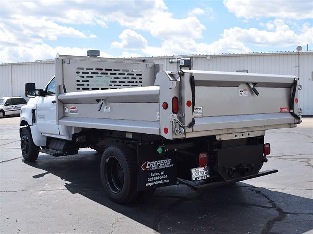 2021 Silverado 5500 Regular Cab DRW 4x2,  Henderson Dump Body #CT06920 - photo 6