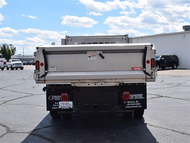 2021 Silverado 5500 Regular Cab DRW 4x2,  Henderson Dump Body #CT06920 - photo 24