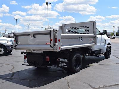 2021 Silverado 5500 Regular Cab DRW 4x2,  Henderson Dump Body #CT06920 - photo 23