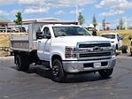 2021 Silverado 5500 Regular Cab DRW 4x2,  Henderson Dump Body #CT06920 - photo 4