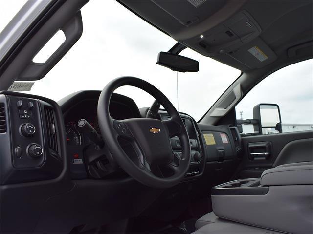 2021 Silverado 6500 Crew Cab DRW 4x4,  Monroe Truck Equipment MTE-Zee Dump Body #CT06955 - photo 36