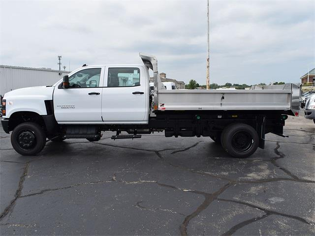 2021 Silverado 6500 Crew Cab DRW 4x4,  Monroe Truck Equipment MTE-Zee Dump Body #CT06955 - photo 57