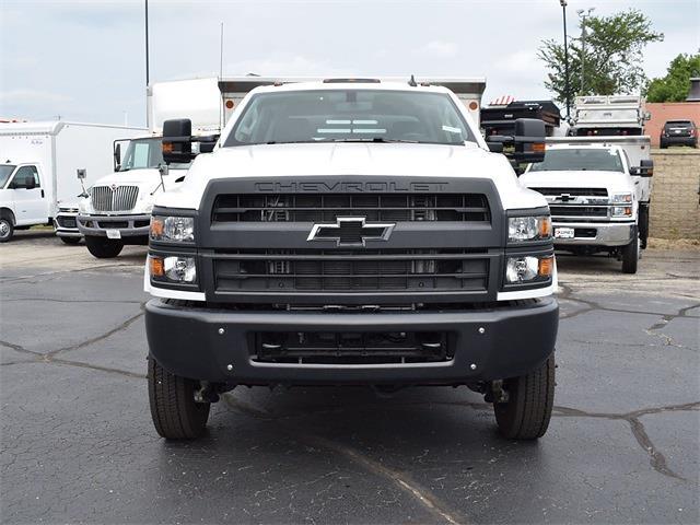 2021 Silverado 6500 Crew Cab DRW 4x4,  Monroe Truck Equipment MTE-Zee Dump Body #CT06955 - photo 51