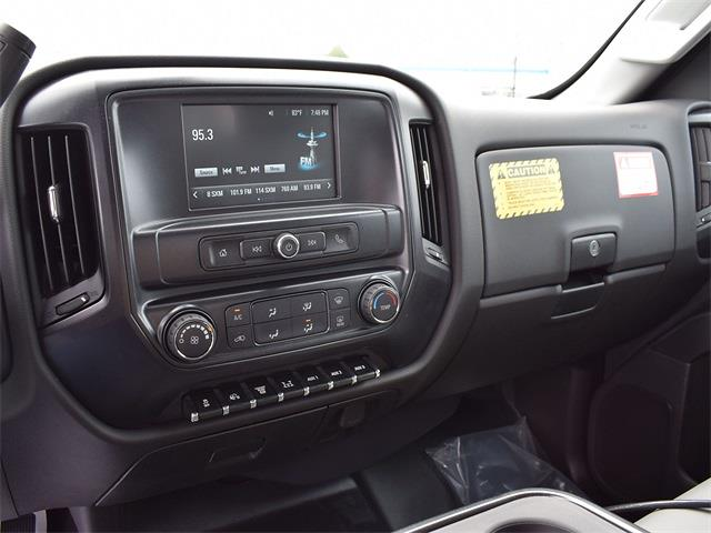 2021 Silverado 6500 Crew Cab DRW 4x4,  Monroe Truck Equipment MTE-Zee Dump Body #CT06955 - photo 62