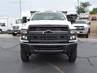 2021 Silverado 6500 Crew Cab DRW 4x4,  Monroe Truck Equipment MTE-Zee Dump Body #CT06955 - photo 9